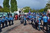 défilé à Fameck (57) le 12 Mai