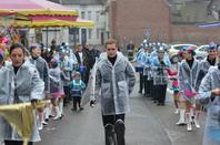 défilé a Bavay (59570) le 19 Mai