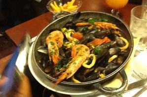 Ta leur la à Léon De Bruxelles <3 cet tais darr !! :) super bien mangé :) <3