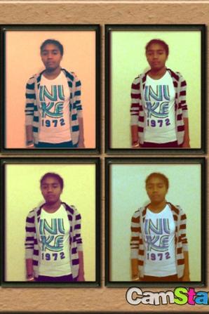 Aaaah waii je suis très photo génique :p