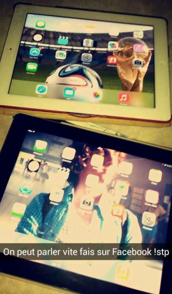 Dar mon iPad ( en noir )