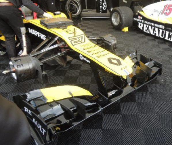 Formule 1 de Renault