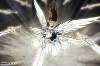 quelques images du film de fairy tail et la pretresse du phoenix