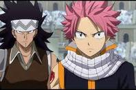 Le Grand Match /D Natsu et Gajeel DE FAIRY TAIL VS Sting et Rogue DE SABERTTOOTH !