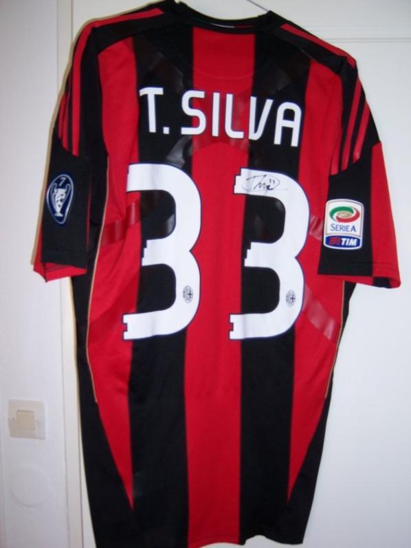 THIAGO SILVA 2010-2011 SERIE A