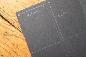 DIY: Carte oiseau