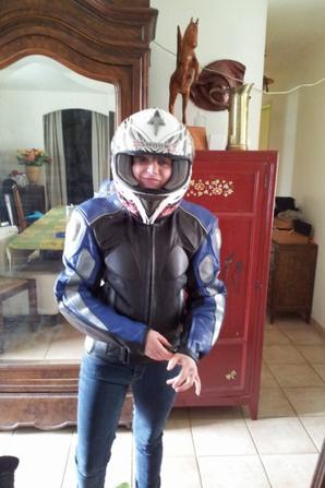 Moi en moto