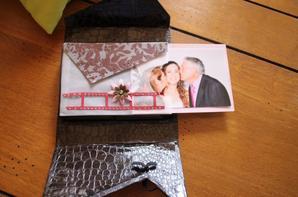 un petit album de mariage.......