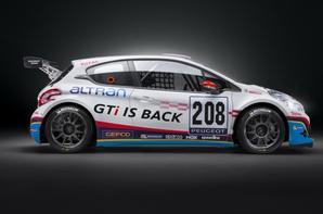 Photos : Peugeot 208 GTI Peugeot Sport