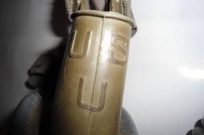 Masque à gaz M6