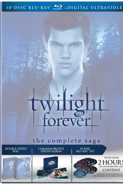 Twilight Forever : la saga complète dans un coffret collector en novembre