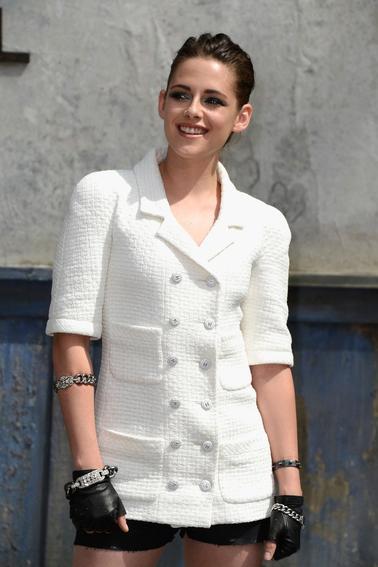Kristen Stewart est la nouvelle égérie pour Chanel
