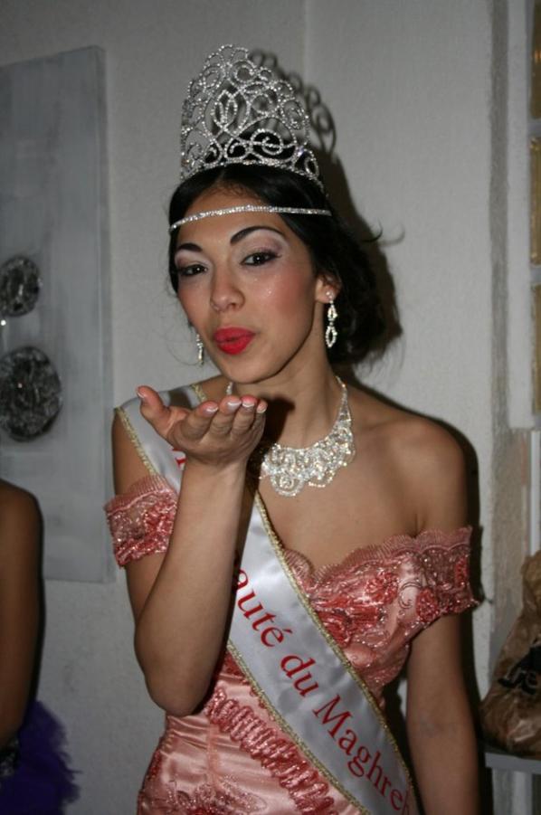Miss Beauté du Maghreb 2013
