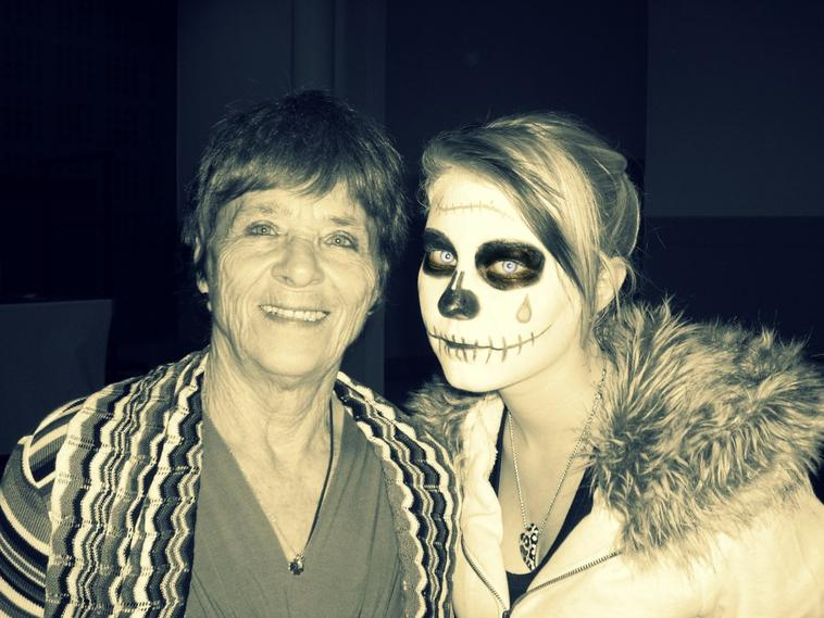 Repas d'Halloween à Héricourt ! 2 Novembre 2013