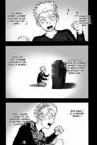page favori de certain manga