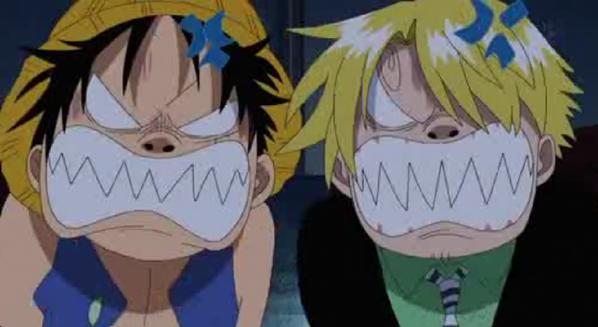 One Piece en Furie