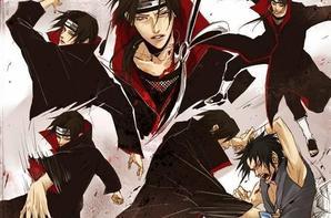 itachi ... manga HD 6
