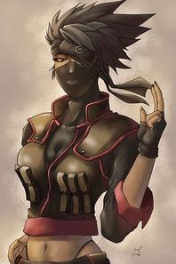 Naruto version fille