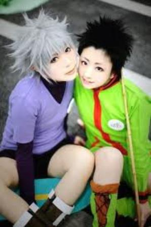 cosplay hunterxhunter 2
