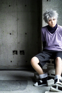 cosplay hunterxhunter 3