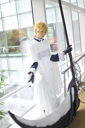 cosplay 07 ghost