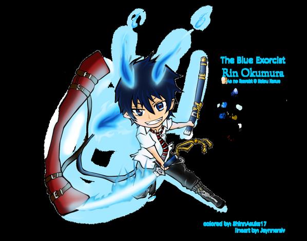 chibi blue exorcist 2