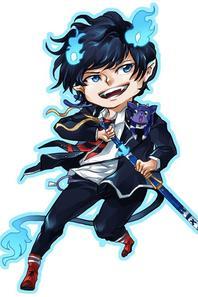 chibi blue exorcist 3