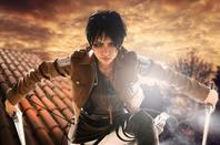 cosplay attack of titan 3