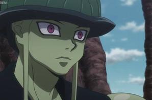 le roi des fourmis chimérique du manga hunterxhunter