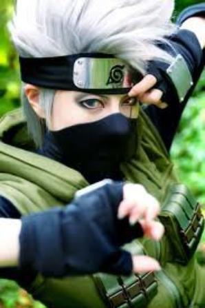 cosplay kakashi 1