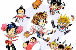 chibi de eyeshield 21