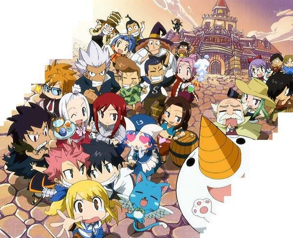 chibi fairy tail compil 2