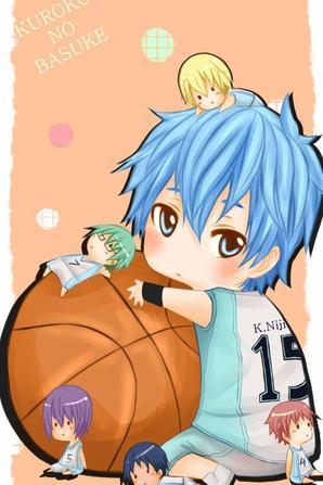 Kuroko no Basket chibi ^^