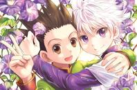 Hunter X Hunter X manga HD