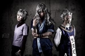 Hunter X Hunter X cosplay