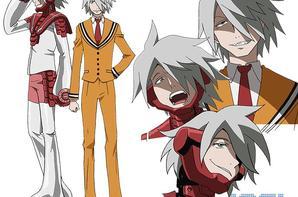 Nobunagun les personnage 2