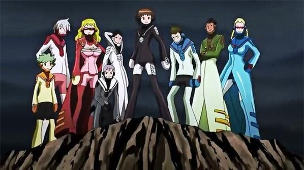Nobunagun les personnage 4