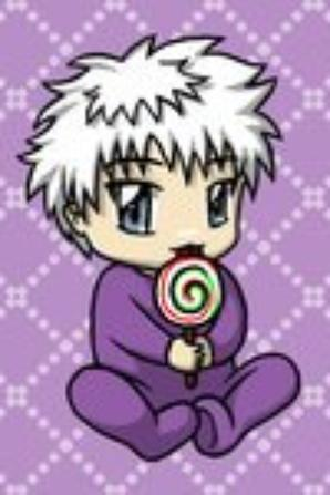 Hunter X Hunter X chibi