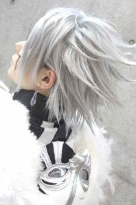 d . gray man cosplay