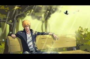 fan art bleach