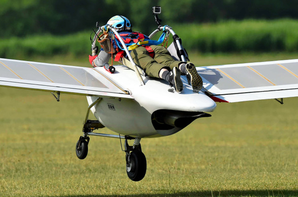 L'avion de Nausicaä de la vallée du vent, EN VRAI !