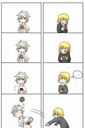 compil funny manga