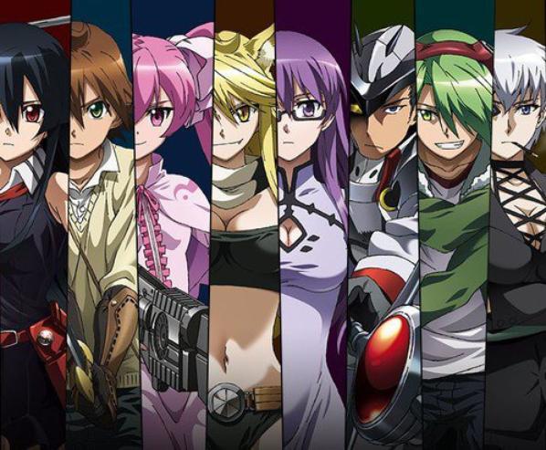 Les épisodes vostfr de Akame ga Kill ! + le lien des scan vf