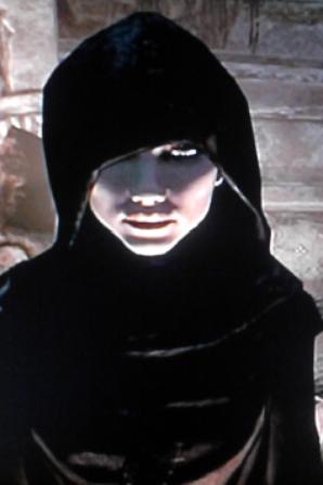 kazia un de mes avatar sur skyrim ^^