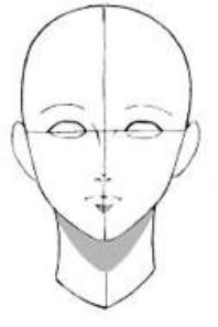 base dessin manga