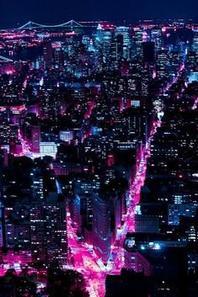 ville néon ^^