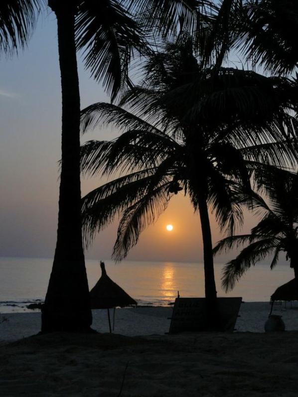 Hotel Blue Africa Mbour Sénégal