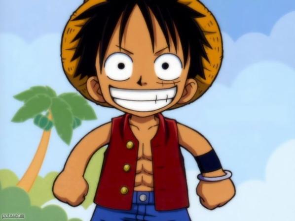 Luffy!