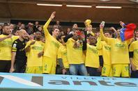 Le FCN retrouve la Ligue1