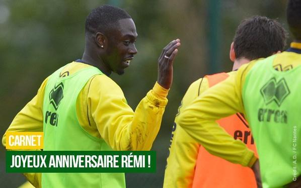Joyeux anniversaire Rémi !